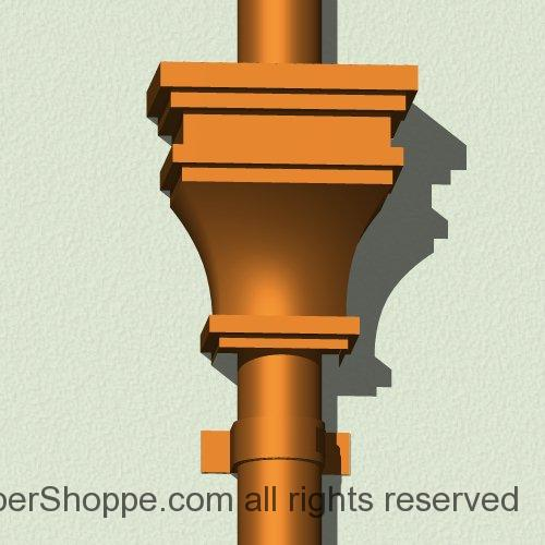 """Collector Box Scupper Box 4"""" outlet w//OF Copper Leader Head Conductor Head"""