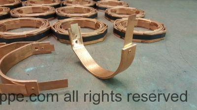 HRFDT Copper Gutter Brackets for Half Round Copper Gutters