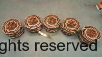 HRFDT Half Round Copper Gutter Brackets