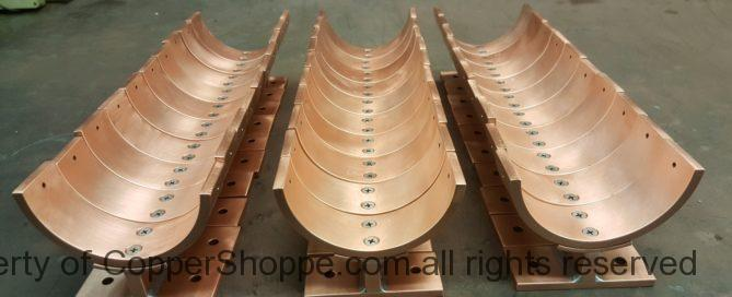 Torres Copper Downspout Brackets