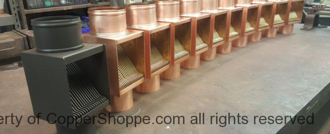 AutoClear Brasstonian Standard Rod Packs and one PCSS in Bronze to match Quality Aluminum Products