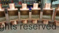 AutoClear Brasstonian Copper Downspout Cleanouts Leaf Diverter Filters
