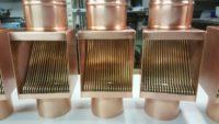 AutoClear I Copper Series Copper Downspout Leaf and Debris Diverters Filters Cleanouts