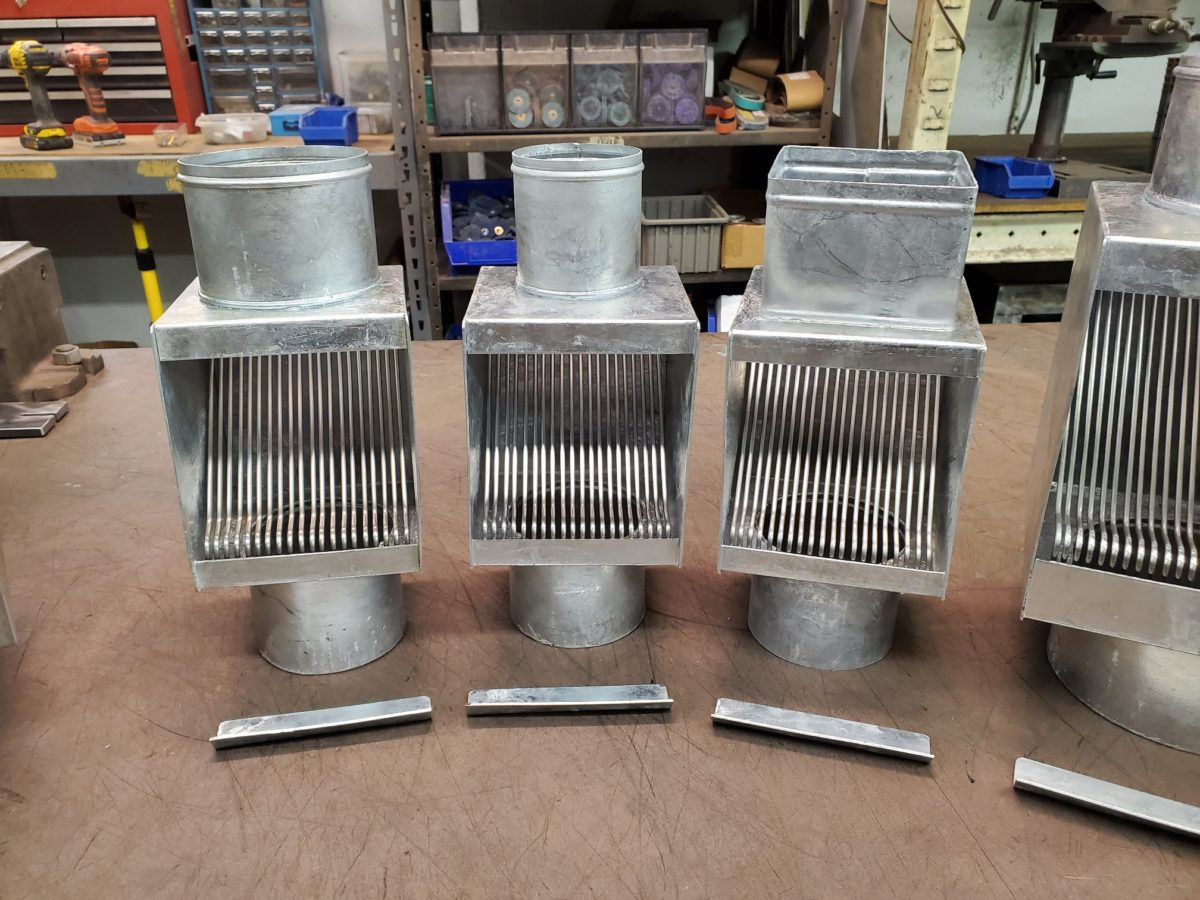 AutoClear I-ZINC first units through prototype