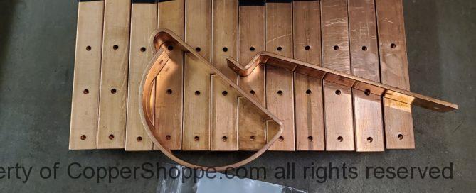 HRRMA Copper Gutter Brackets