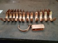 HRCU-48 Copper Gutter Brackets to fit WGS Euro Gutters