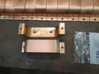 DSBUF Copper Downspout Brackets