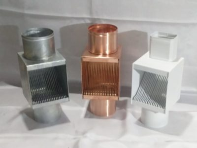 AutoClears I-Series Line Up Zinc Copper and Powder Coated Stainless Steel