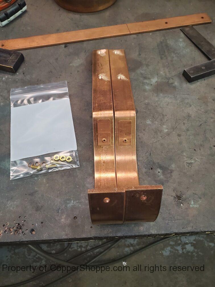 HRRM Copper Gutter Brackets