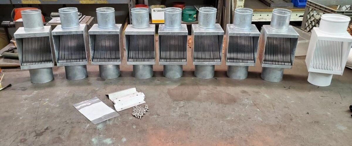 I-ZINC Galvanized AutoClears and one PCSS