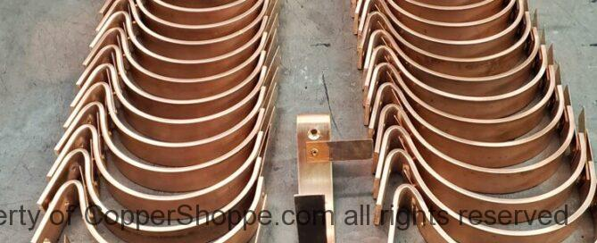 HRC Double Tab Copper Gutter Brackets
