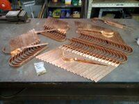SideRider Copper Gutter Brackets Hangers