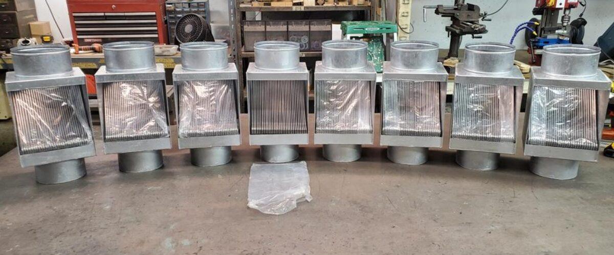 AutoClear Maximus in Galvanized Steel