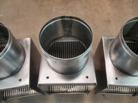 Custom Mill Finish Steel AutoClears Leaf and Debris Diverters Filters Screens Cleanouts