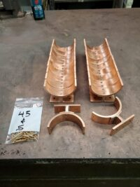 Torres Copper Downspout Brackets