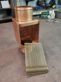 AutoClear I-COPPER with Fixed (non-removable) Diverter Plate