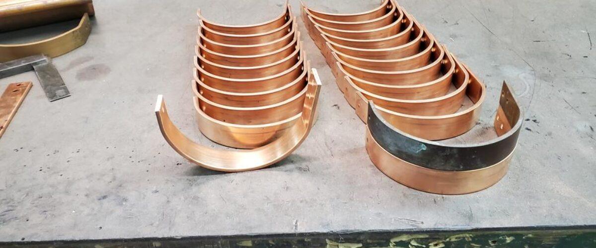 HR Copper Gutter Brackets