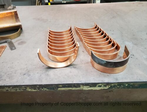 HR Copper Gutter Brackets