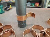 Knoke Copper Downspout Brackets Hangers