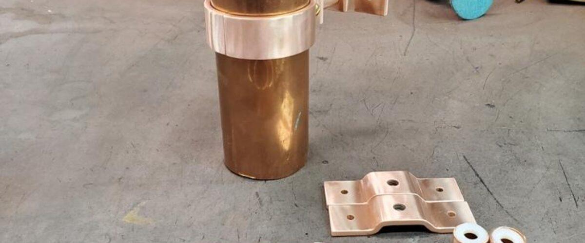 RDSBTR Copper Downspout Brackets
